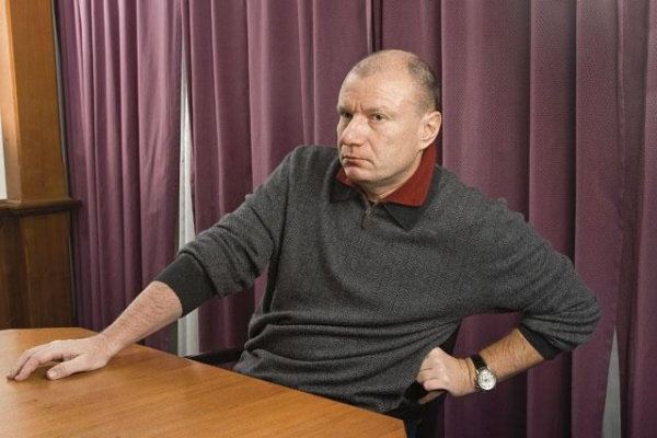 Vladimir Potanin is the Richest Person in Russia according to Forbes