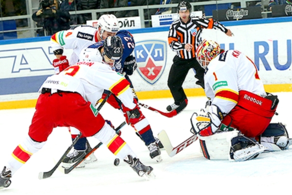 Torpedo lost in a Match against Jokerit in CHL
