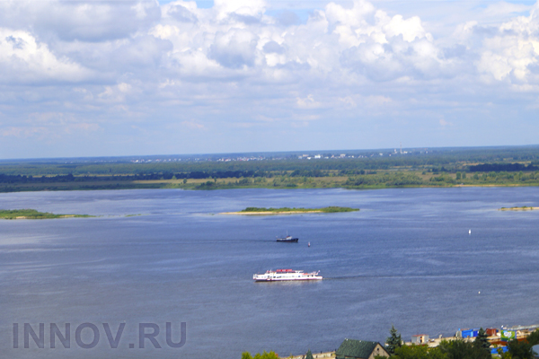 Water level in Volga River reached 64 meters mark