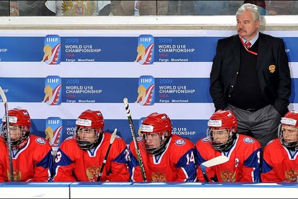 "Vladimir Plyushev has become the head coach of ""Skif"" hockey team, Russia"