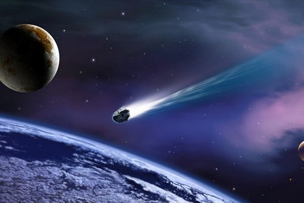 Asteroid May Hit the Earth in 2017