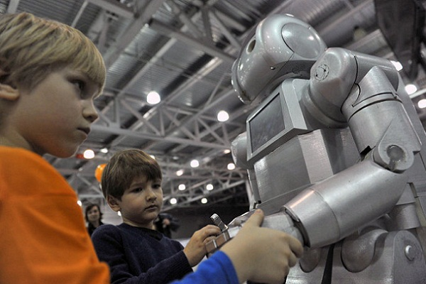 """RoboFest-NN"" has taken Place in Nizhny Novgorod"