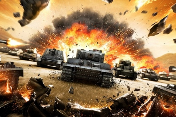 Unknown Virus attacks all World of Tanks Fans