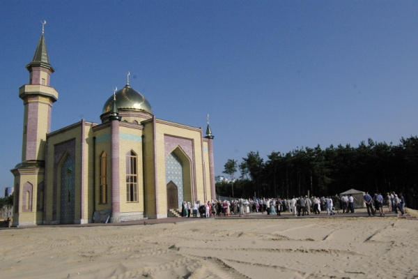 Great Mosque has been opened in Dzershinsk, Russia