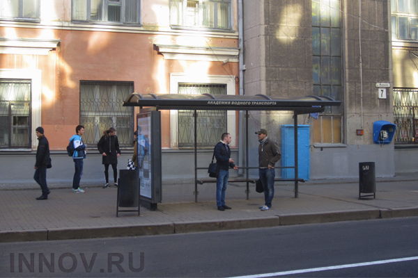 Electronic Scoreboards will be working on Nizhny Novgorod Bus Stops