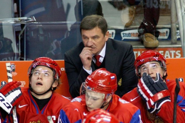 Bragin is a new coach of Russian U21 hockey team instead of Varnakov
