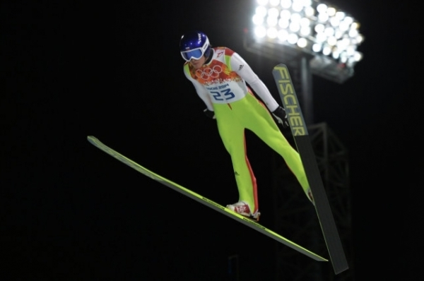 Nizhny Novgorod Sportsmen Won in a Team Ski Jumping Competition