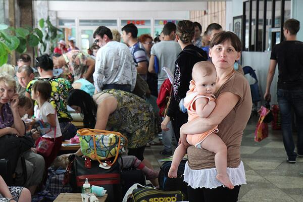 Nizhny Novgorod region is able to accept more than 5 000 Ukrainian refugees