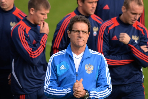 "Russia: Capello got ""D"" for the FIFA World Cup 2014"