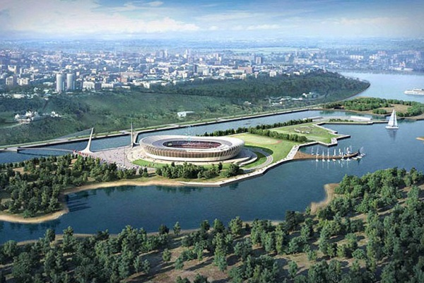 Construction of New Football Arena in Nizhny Novgorod is under Threat