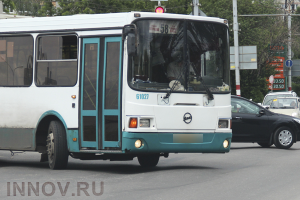 Public buses will be insulated in Nizhny Novgorod, Russia