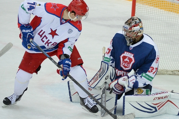 Torpedo lost in a Match against CSKA