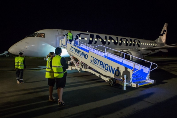 Finnair canceled Flights from Nizhny Novgorod, Samar and Kazan