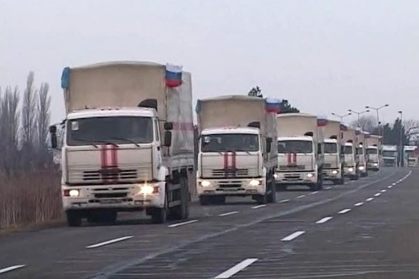 Russia will send Ukraine the second part of humanitarian aid