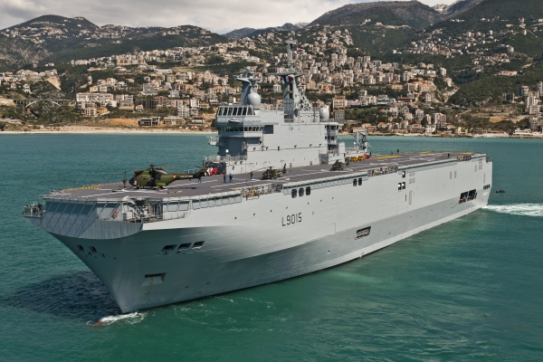 France may be obliged to pay 3 billion Euros for Failure to Mistral Contracts