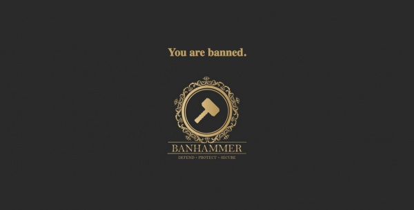 Banhammer for Democracy