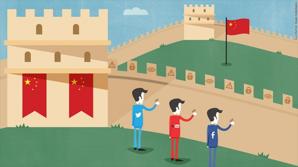 Google bows to mighty China
