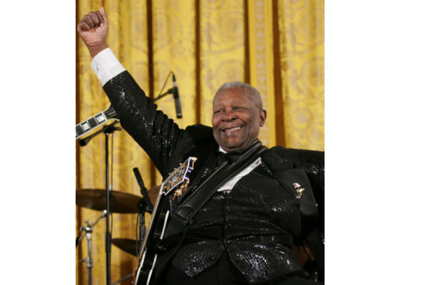 B. B. King Passed Away: He was 89
