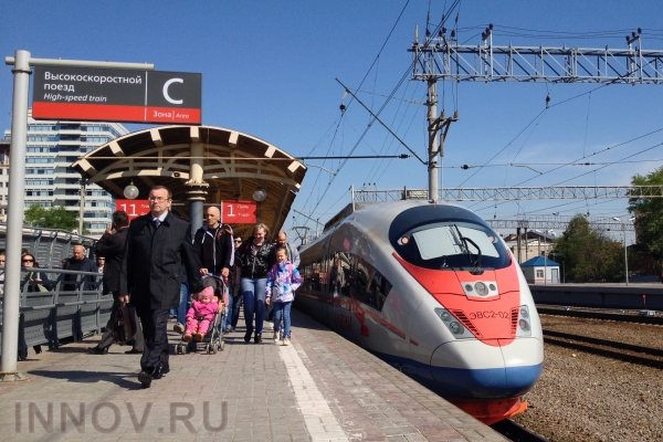 New train will transport passengers from Nizhny Novgorod to the capital of Russia