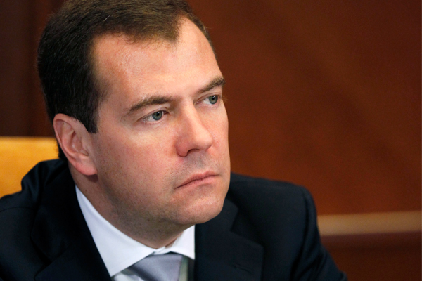 Medvedev approved the plan of petrochemical industry development in Russia until 2030