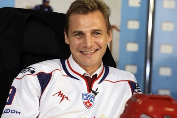 Sergey Fedorov Will Enter NHL Hall of Fame