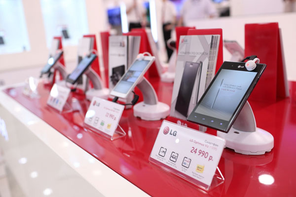 Russia Sells the Cheapest Smartphones