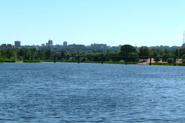 Mesherskoye Lake will be improved in 2015