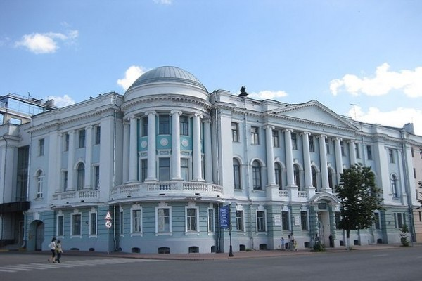 Students of Nizhny Novgorod Medical Academy do not suffer from Ebola Virus