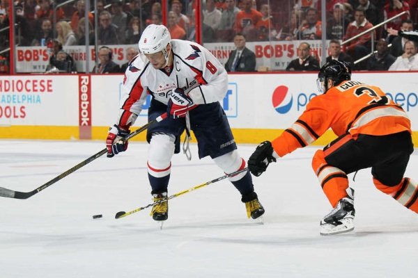 """Philadelphia Flyers"" beat ""Washington"" in the match NHL"