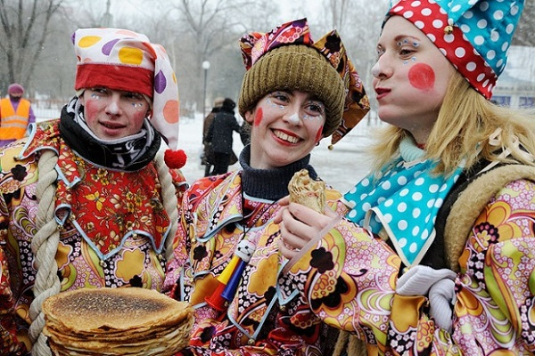 Pancake festival will take Place in Nizhny Novgorod