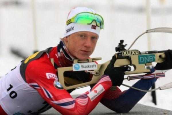 Johannes Boe won the mass start, with the Russians without medals
