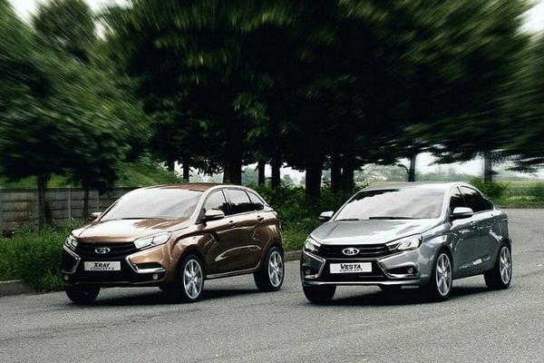 Assembly of New Lada Models will be made in Kazakhstan
