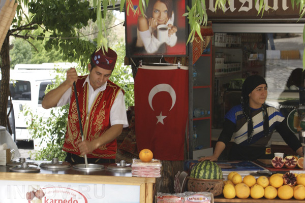 Some Russian companies were allowed to hire Turkish citizens in unlimited quantities