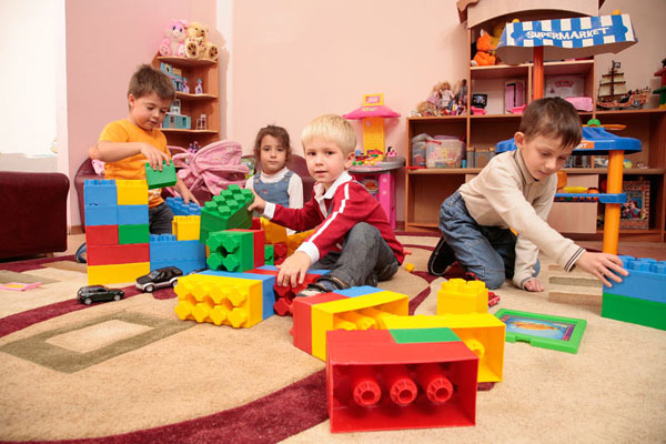 Children over 3 will enter kindergartens next year in Nizhny Novgorod, Russia