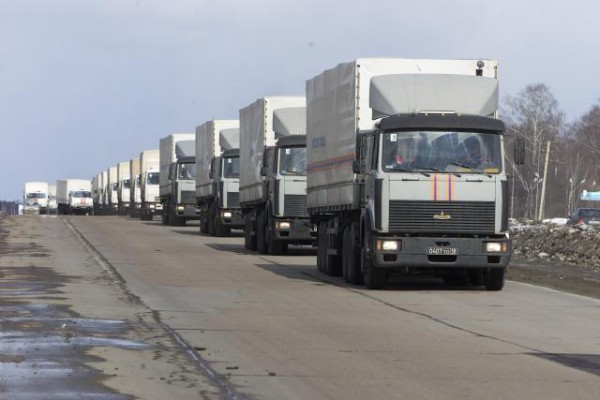 Russia: Nizhny Novgorod region has sent 5 tons of humanitarian cargo to Donbas