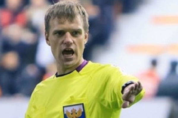 Anton Anopa will be Referee in Match between Volga and Tom