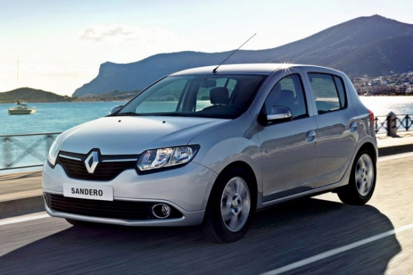Russia: New Renault Sandero will be produced by AvtoVaz