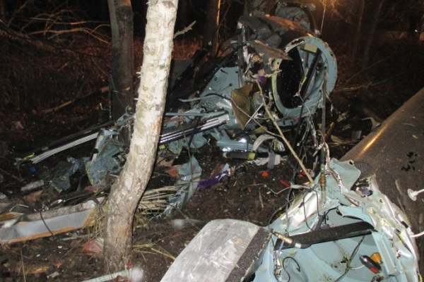 5 People Died in Helicopter Crash in Kstovo, Russia