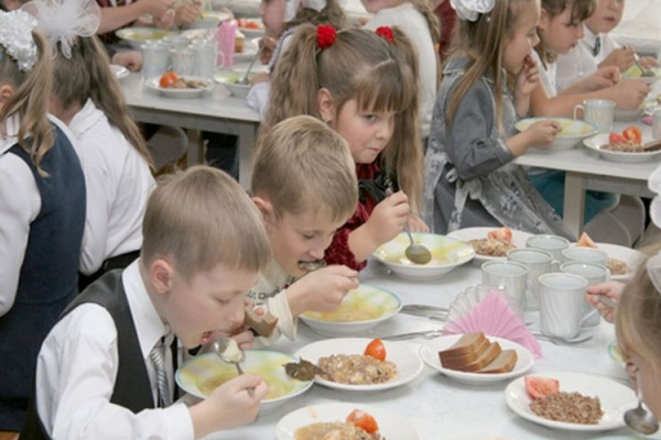 School canteens in Nizhny Novgorod region will serve Russian products instead of foreign