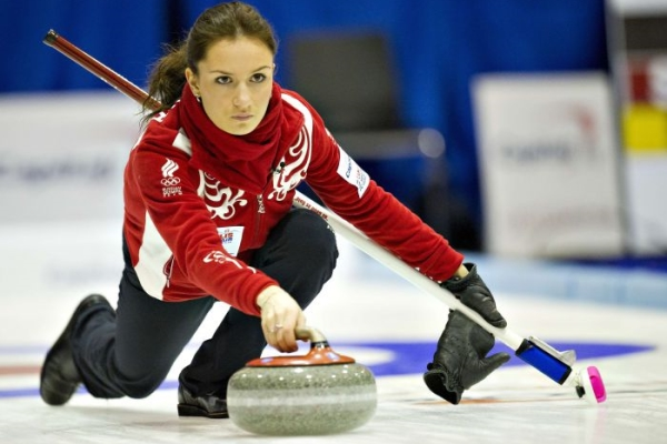 Russian Curling Team Beat Czech Republic in another Round of European Cup