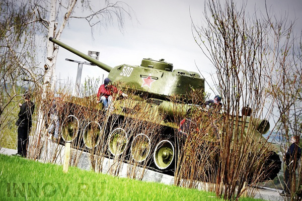 Preparation for 70th Second World War Anniversary has started in Nizhny Novgorod, Russia
