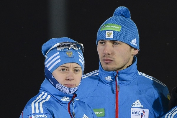 Shipulin and Viluhna are the best Russian Biathletes in 2014