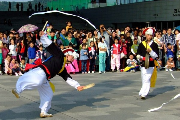 Celebration of Korean harvest Festival will be held in Nizhny Novgorod, Russia