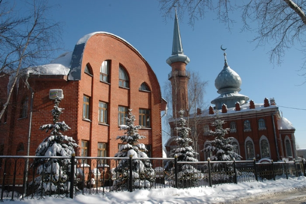 Russia: Nizhny Novgorod Great Mosque will be restored by 2015