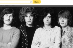 Led Zeppelin will restore a song recorded in 1969