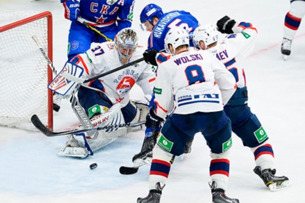 Torpedo is Out of Gagarin Cup