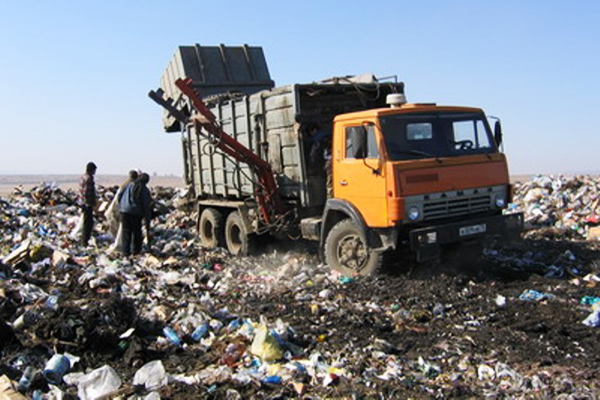 Waste Disposal Limits will be established in Nizhny Novgorod, Russia