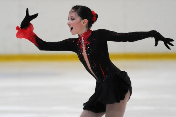 ISU Grand Prix of Figure Skating is rather successful for Russian Figure Skaters
