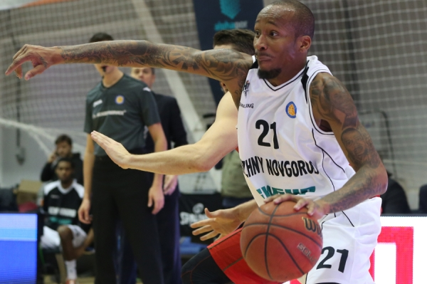 BC Nizhny Novgorod Beat Lokomotiv in United League