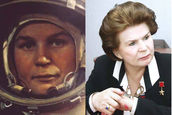 Valentina Tereshkova celebrates Her 78th Birthday